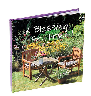 A Blessing for a Friend