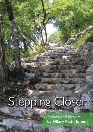 Stepping Closer book