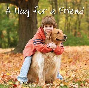 A Hug for a Friend book