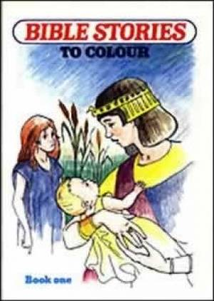 Bible Stories to Colour : V. 1