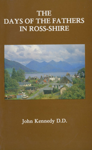 Days of the Fathers in Ross-Shire