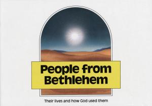 People from Bethlehem