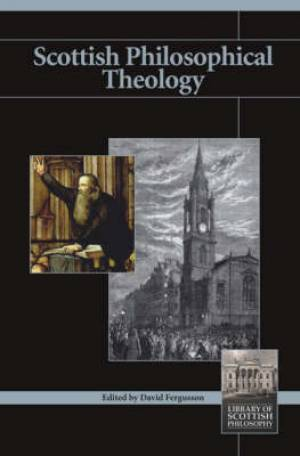 Scottish Philosophical Theology