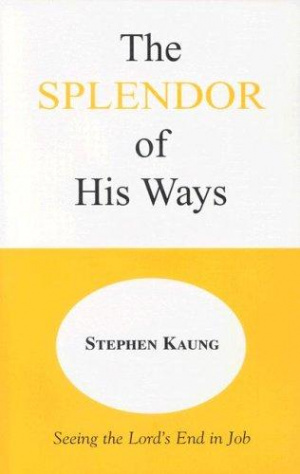 Splendour of His Ways