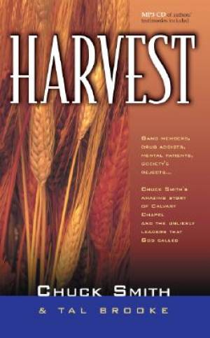 Harvest Book With MP3