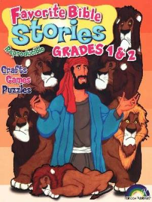 Favorite Bible Stories 1-2