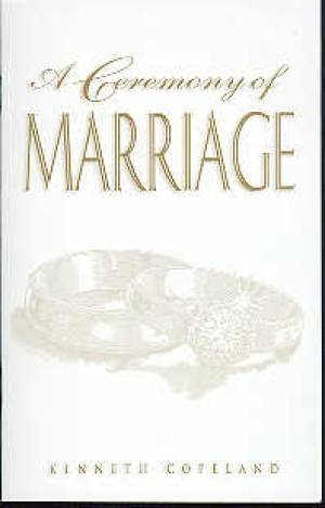 Ceremony Of Marriage