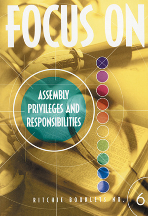 Focus On Assembly Privileges And Response
