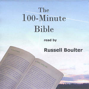 100 Minute Bible Audio CD