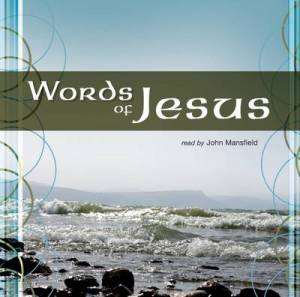 Words of Jesus CD