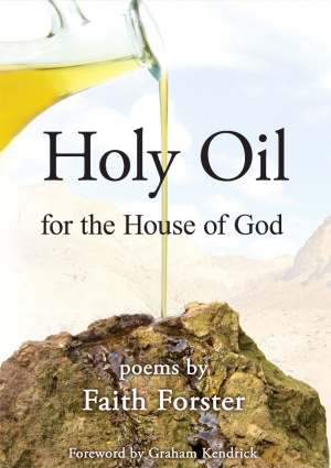 Holy Oil For The House Of God Hardback Book