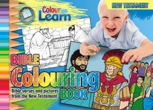 Colour and Learn New Testament