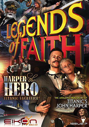 Legends of Faith Comic - Issue 7