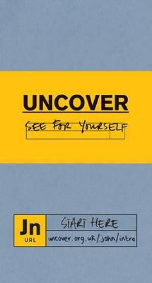 Uncover John Gospel - CU Edition