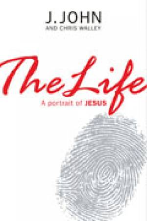 The Life: A Portrait Of Jesus Paperback Book