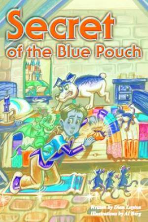Secret of the Blue Pouch