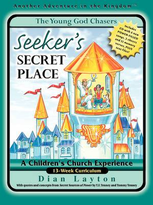 YGC #4 Seeker's Secret Place