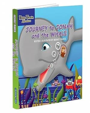 Board Book Journey To Jonah