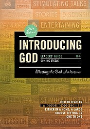 Introducing God : Leader's Guide