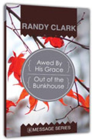 Awed By His Grace/Out Of The Bunkhouse Paperback Book