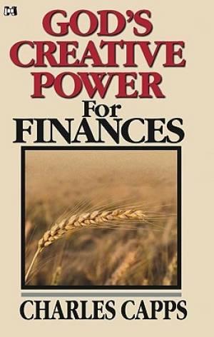 Gods Creative Power For Finances
