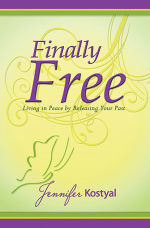 Finally Free Paperback Book