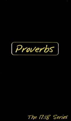 17 18 Series Proverbs