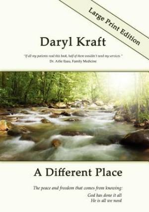 A Different Place, Large Print Edition