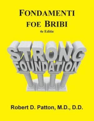 Fondamenti Foe Bribi, 4th Editie