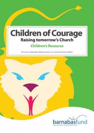 Children Of Courage Paperback Book
