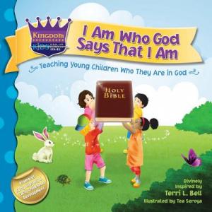 I Am Who God Says That I Am