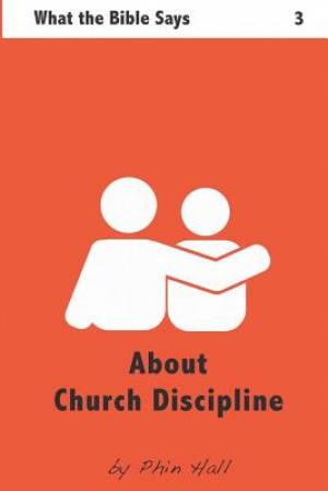 About Church Discipline