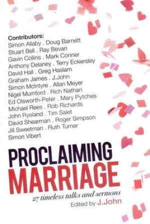 Proclaiming Marriage