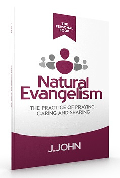 Natural Evangelism - The Personal Book