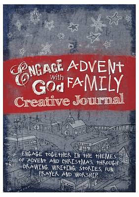 Advent Family Creative Journal