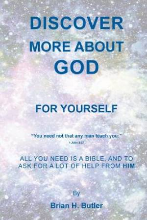 DISCOVER MORE ABOUT GOD: FOR YOURSELF