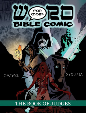 The Book of Judges: Word for Word Bible Comic