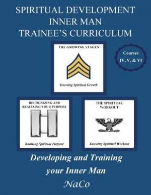 Spiritual Development Inner Man Trainee's Curriculum - Book II