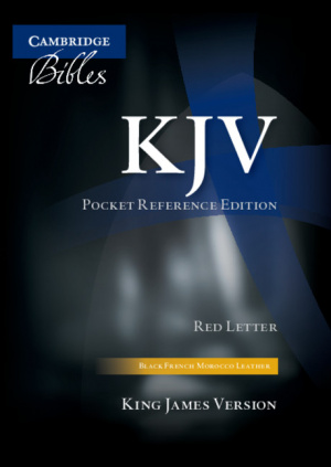 KJV Pocket Reference Edition