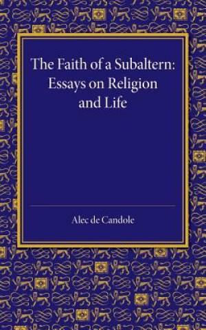 The Faith of a Subaltern