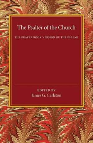 The Psalter of the Church