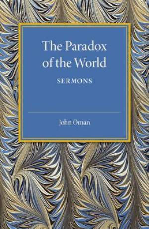 The Paradox of the World