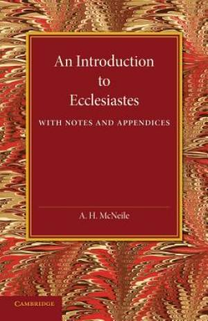 An Introduction to Ecclesiastes