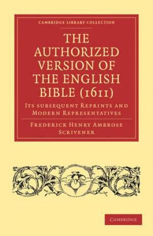 The Authorized Version of the English Bible (1611)