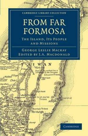 From Far Formosa