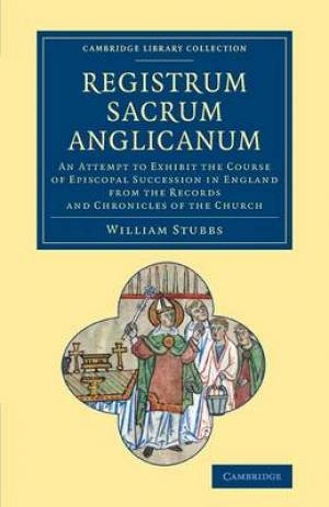 Registrum Sacrum Anglicanum