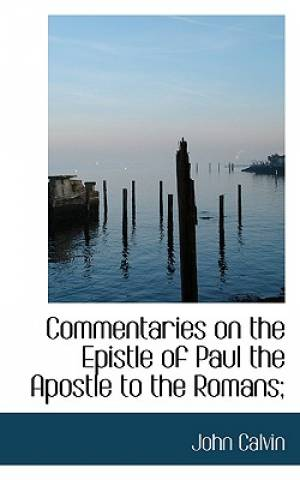 Commentaries on the Epistle of Paul the Apostle to the Romans;