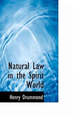 Natural Law in the Spirit World