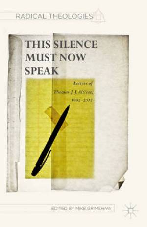 This Silence Must Now Speak