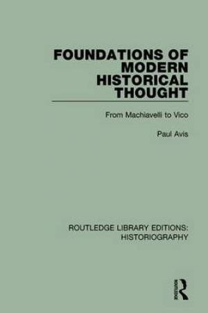 Foundations of Modern Historical Thought